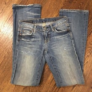Citizens of Humanity Boho #111 bootcut jeans, size